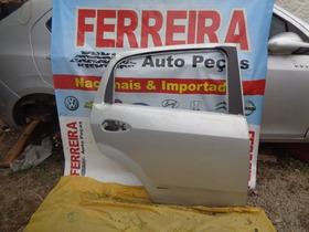 Porta Traseira Direita Do Fiat Punto -com Detalhe A Recupera