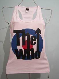 The Who Camiceta Unisex