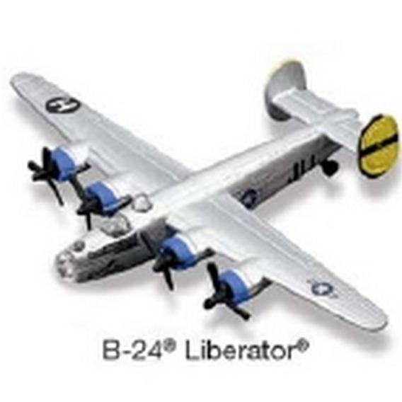 Maisto Fresh Metal Tailwinds - Avião B-24 Liberator
