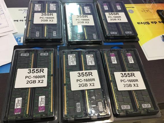 Memoria Ecc Rdimm Ddr1 2gb 200mhz Dell Poweredge 6600 / 6650