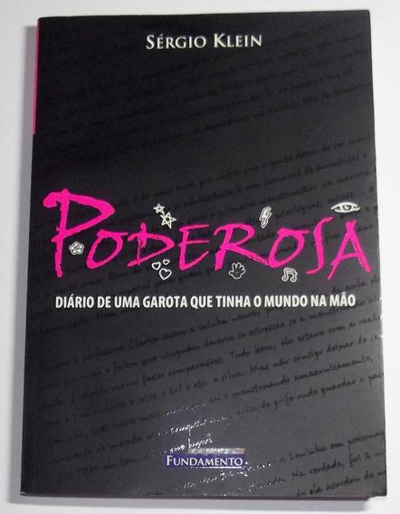 Livro Poderosa 1 Diário De Uma Garota Que Tinha Mundo Na Mão
