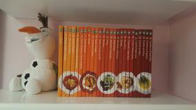Coleção Completa A Grande Cozinha 25 Volumes Abril Coleções