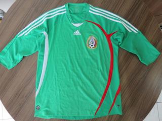 México Camisa Importada Original adidas Ano 2008