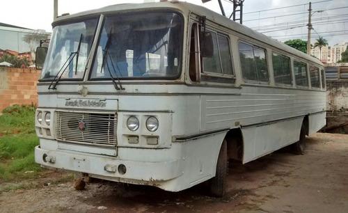 Ônibus Marcopolo Antigo 1113 1974