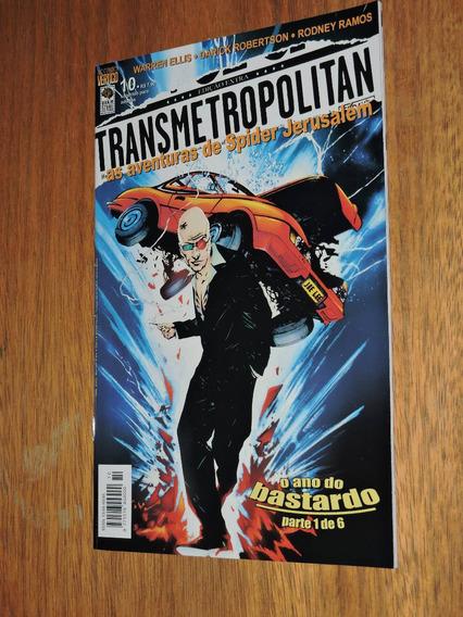 Transmetropolitan - Vertigo Warren Ellis No 10 Brainstore