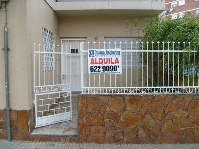 Casa en alquiler Estrazulas 1646 - Buceo $ 14.000 50 m²