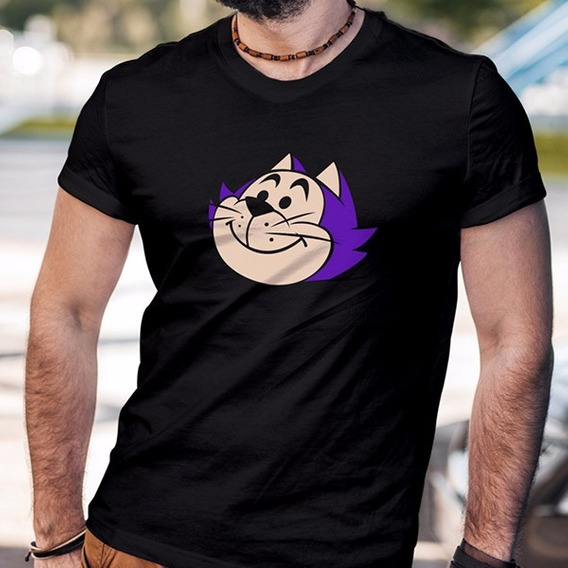 Playera Benito Bodoque Don Gato Cartoon Network