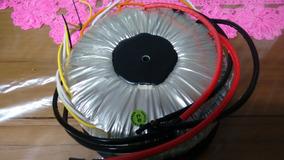 Transformador 7000w Entrada 220v Saida 85+85v 15+15v 5+5v
