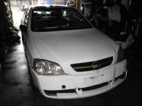 Sucata Astra Sedan 1.8 Alcool 02 Pra Tirar Peças Motor Capo