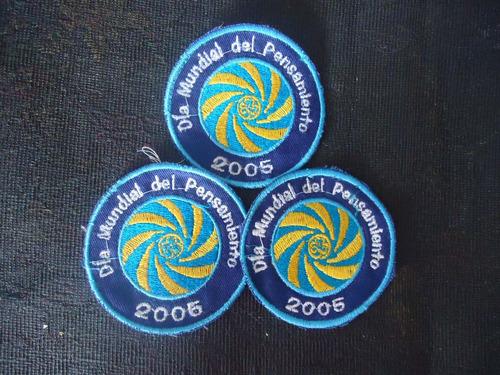 Insignias Guias  Scouts Antiguas De Eventos