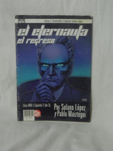 Imagen 1 de 1 de El Eternauta El Regreso Fascículo N° 2  Oesterheld