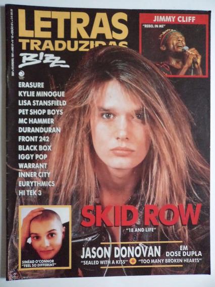 Letras Traduzidas Bizz - Skid Row