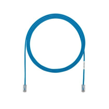 Cable Patch Cord 3.5m 10ft Cat6 Azul Panduit Incluye Iva