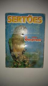 Album De Figurinhas Nestle Surpresa Sertoes