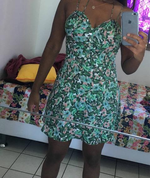 Vestido Farm, Floral, Soltinho!