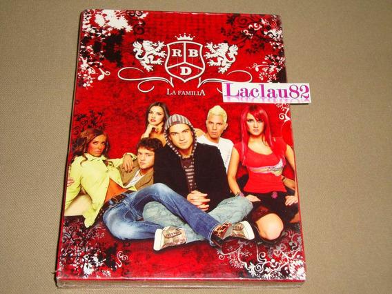 Rbd La Familia 2007 Televisa Dvd Serie Completa