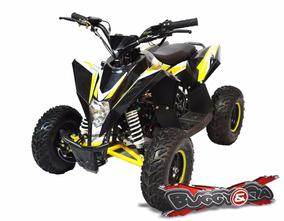 Quadriciclo Infantil 90cc 4 Tempos Amarelo
