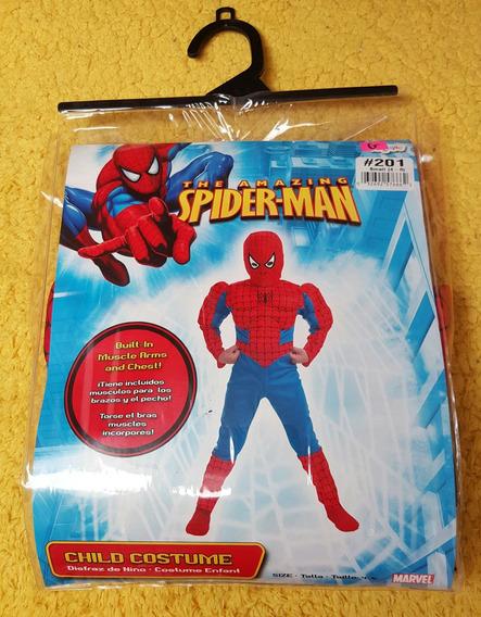 Disfraz Original De Spider Man - Marvel