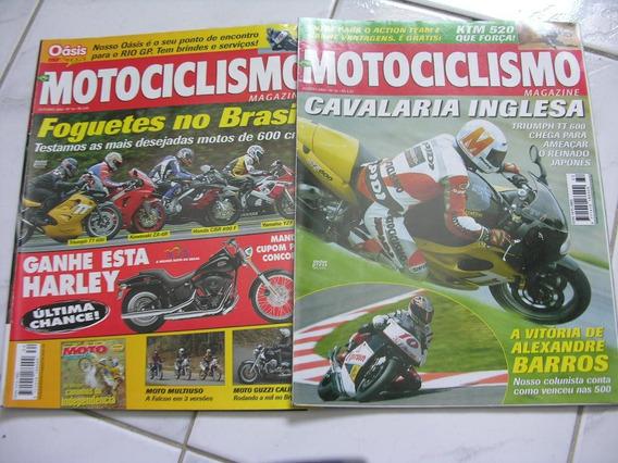 Revista Motociclismo Magazine