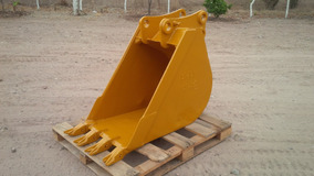 Bote Cucharon 24 Pulgadas Retroexcavadora Caterpillar 446d
