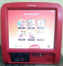 Manutencao Kiosk Impressoras E Câmera Dis900 Mitsubishi