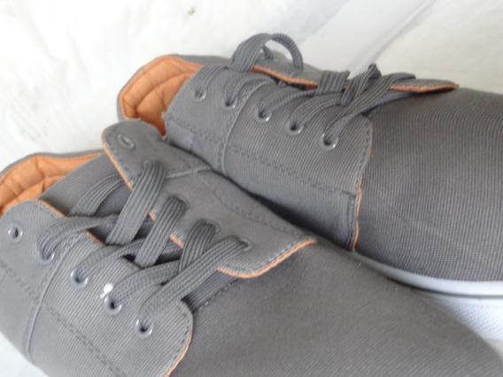 Zapato Caballero Gris Talla 44
