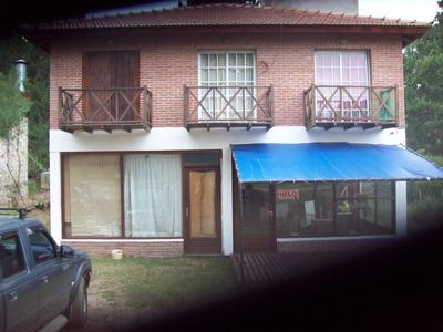 Vendo Local Y Dos Dptos - Mar De Las Pampas, Zona Comercial