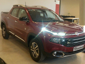 Fiat Toro Freedom 4x2 Anticipo $140.000 Y Cuotas