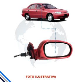 Retrovisor Externo Direito Hyundai Accent 1995-1999 Original