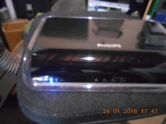 Conversor Tv Digital Philips Dtr 1007b/78 (434a)