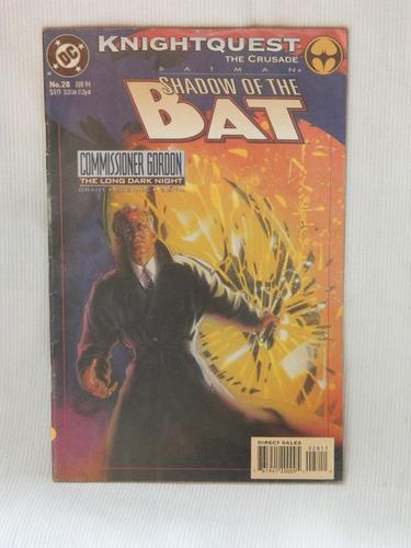Imagen 1 de 1 de Batman N°28. Shadow Of The Bat