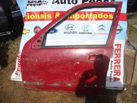 Porta Dianteira Lado Direito Renault 19   So A Lata