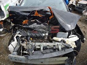 Peças Versa Nissan 2012/2013 Sucata Para Retirada De Peças