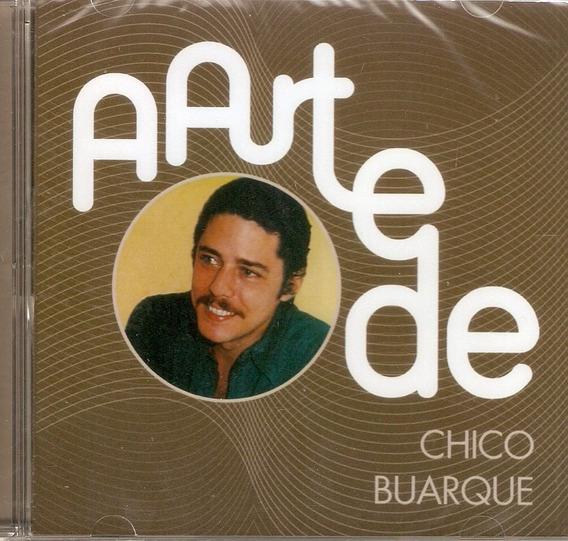 Cd Chico Buarque - A Arte De - Novo***