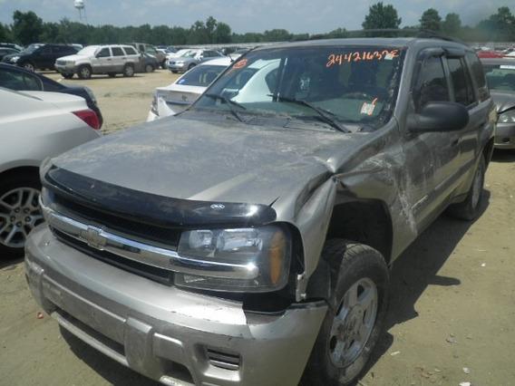 Chevrolet Trailblazer Lt 2003 Se Vende Solamente En Partes