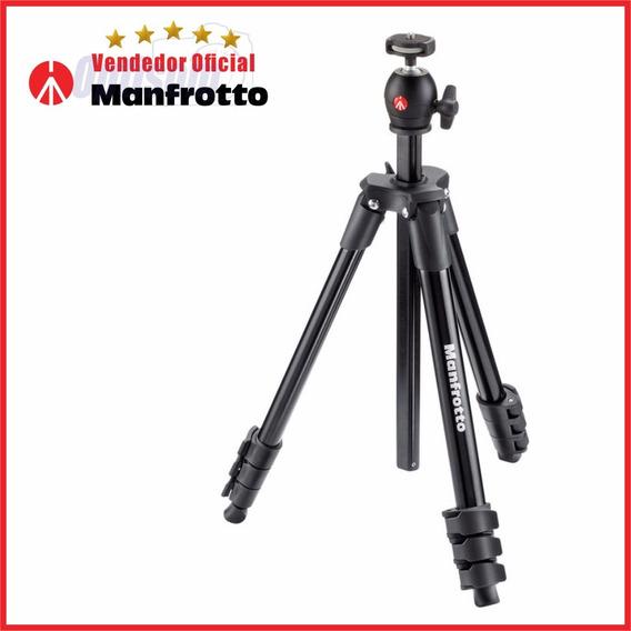 Tripé Manfrotto Compact Light Com Ball Head - Até 1,5 Kg
