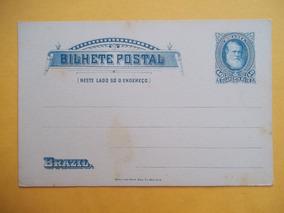 Bilhete Postal - Império - Quarenta Réis