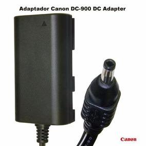 Promoção! Baixou! Adaptador Dc Canon Dc-900 Dc Adapter
