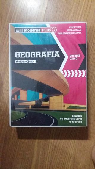 Livro Geografia Conexões Moderna