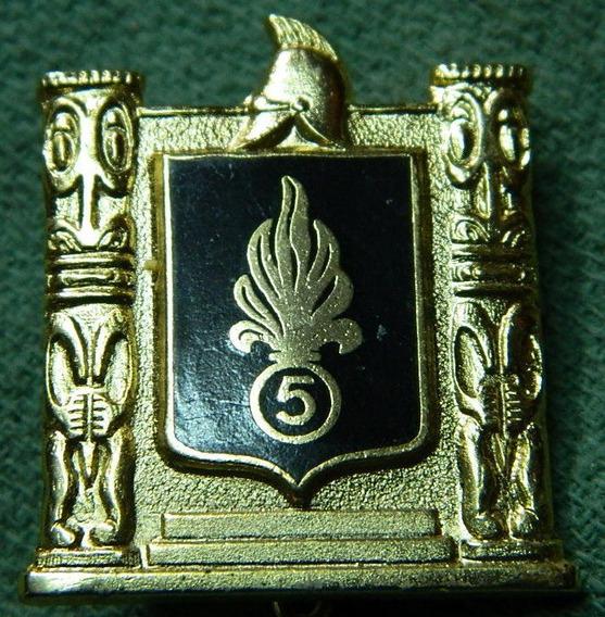 Legion Extranjera - Francia - Insignia - Nº3