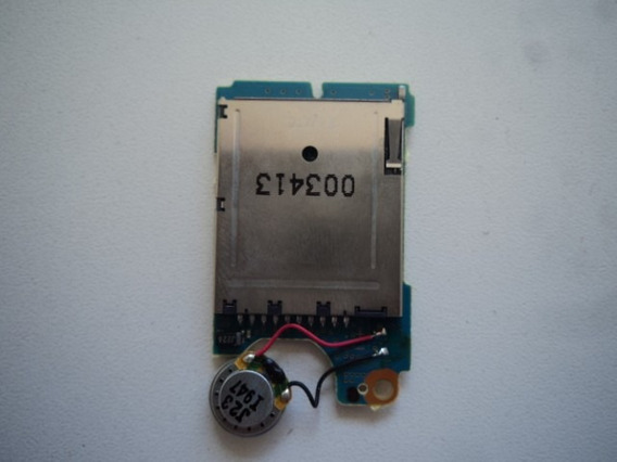 Placa Sony Dsc-h 20 Montado C.board Sw-548 A-1717-441-a