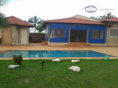 Rancho Residencial À Venda, Zona Rural, Santo Antônio Do Aracanguá. - Codigo: Ra0007 - Ra0007