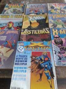10 Revistas Marvel (edições Especiais)