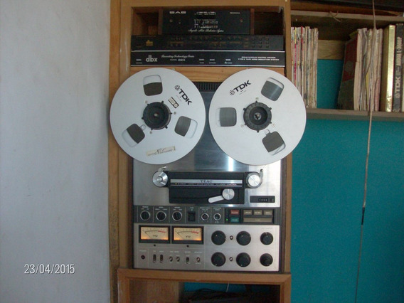 Open Reel Teac A-7300. ( Leer Descripcion )