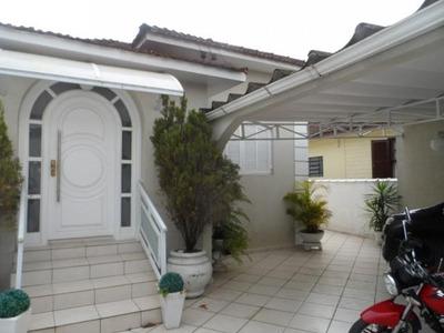 Excelente Casa Térrea 3 Dormitórios - Vicente De Carvalho - Guarujá - Codigo: Ca0061 - Ca0061