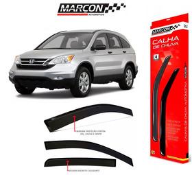 Calha De Chuva Defletor Honda Crv Cr-v 2008 2009 2010 2011