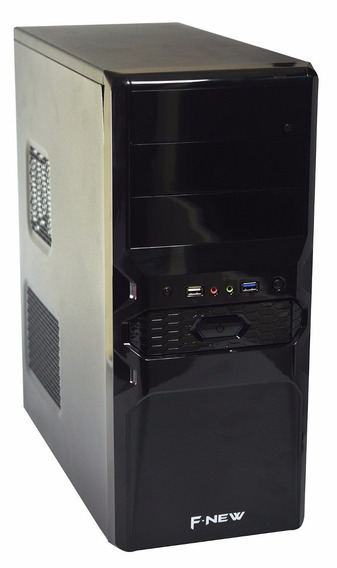 Pc Core I5 8gb Ddr3 Hd 240 Ssd E Hd 320gb + Monitor 19 Novo
