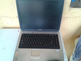 Notebook Toshiba A65 S126 - Para Retirada De Pecas