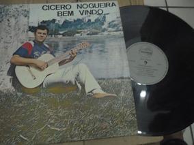 Lp - Lpmr0008 - Cícero Nogueira - Bem Vindo