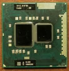Processador Intel Mobile Pentium P6000 Slbwb 1.86 3mb 667